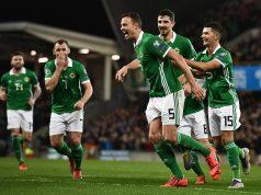 Northern Ireland v Belarus - UEFA EURO 2020 Qualifier Jonny Evans