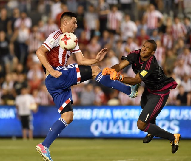 Paraguay vs Bolivia