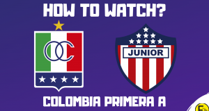 Once Caldas vs Junior 2021