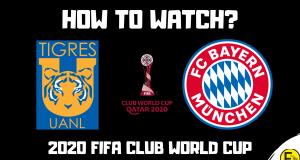 Tigres UANL vs Bayern Munich
