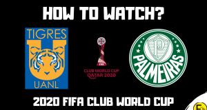 Tigres UANL vs Palmeiras- FIFA Club World Cup Semifinal