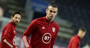 Wales Gareth Bale 2021