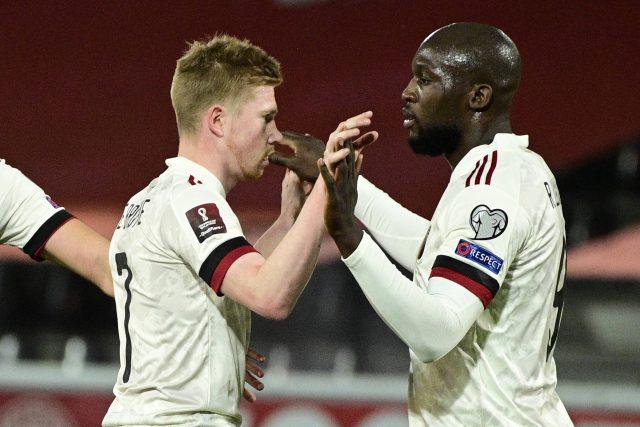 Belgium De Bruyne vs Lukaku 2021