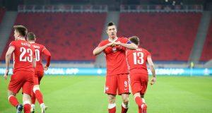 Lewandowski Poland 2021