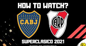 Boca Juniors vs River Plate: Superclasico 2021
